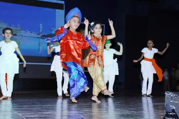 Vidya Pratishthans Dr Cyrus Poonawalla School-Dance