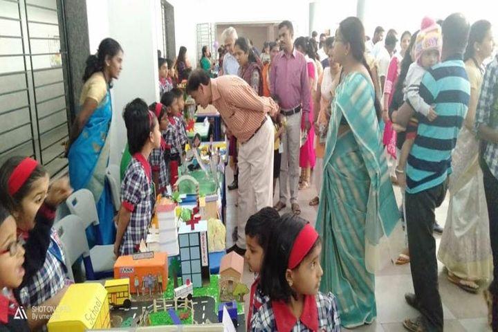 Vidya Pratishthans Dr Cyrus Poonawalla School-Exhibition