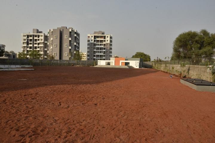 Vidya Pratishthans Dr Cyrus Poonawalla School-Ground