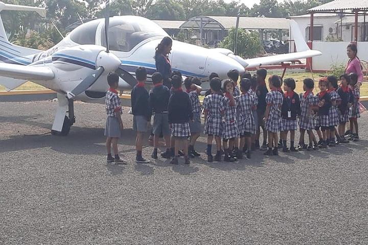 Vidya Pratishthans Dr Cyrus Poonawalla School-Tour