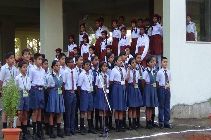 Vidyashilp Public School-Assembly
