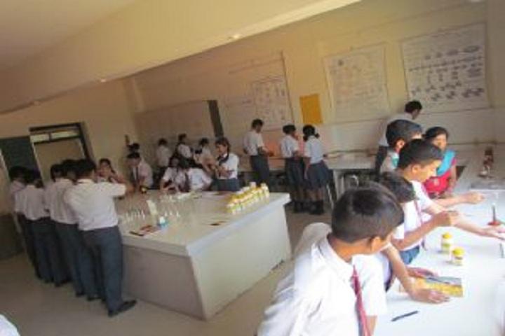 Vidyashilp Public School-Chemistry Lab