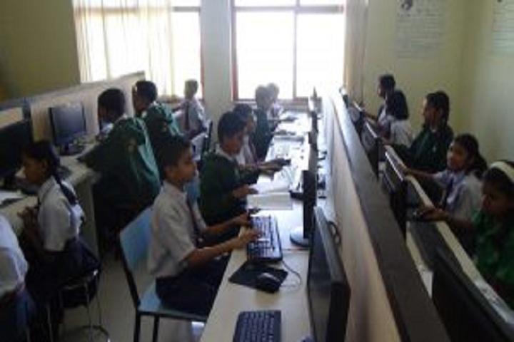 Vidyashilp Public School-Computer Lab