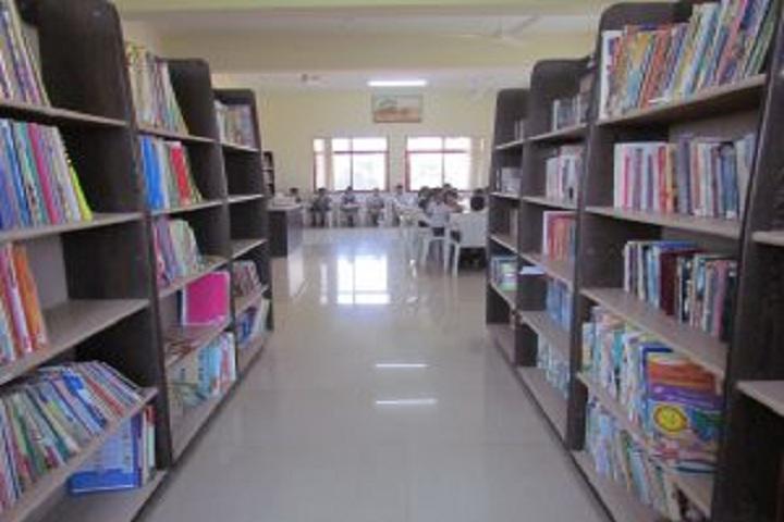 Vidyashilp Public School-Library