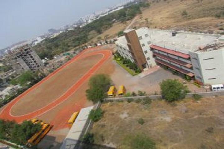 Vidyashilp Public School-School Ground