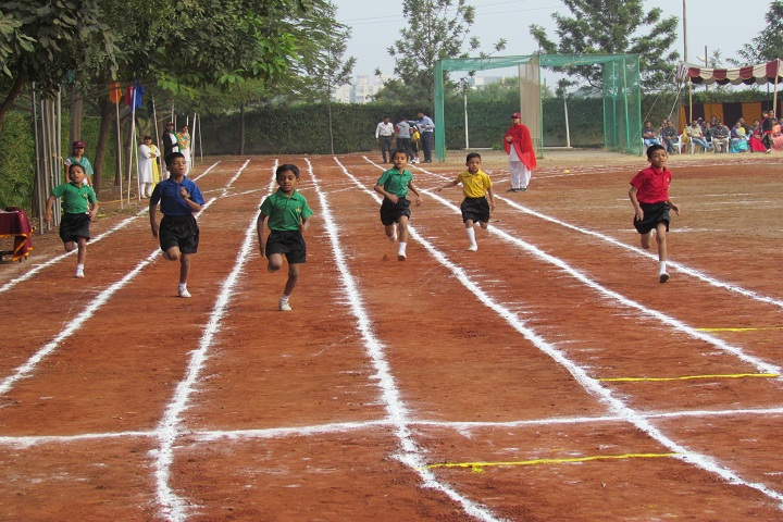 Vidyashilp Public School-Sports