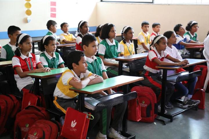 Vidyavalley International School-Classroom View