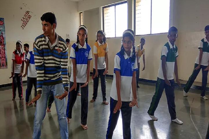Vidyavalley International School-Dance Room