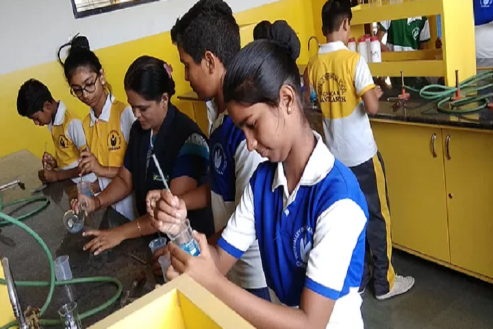 Vidyavalley International School-Lab