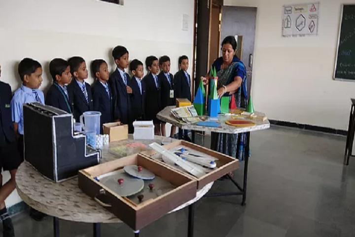 Vidyavalley International School-Maths Lab