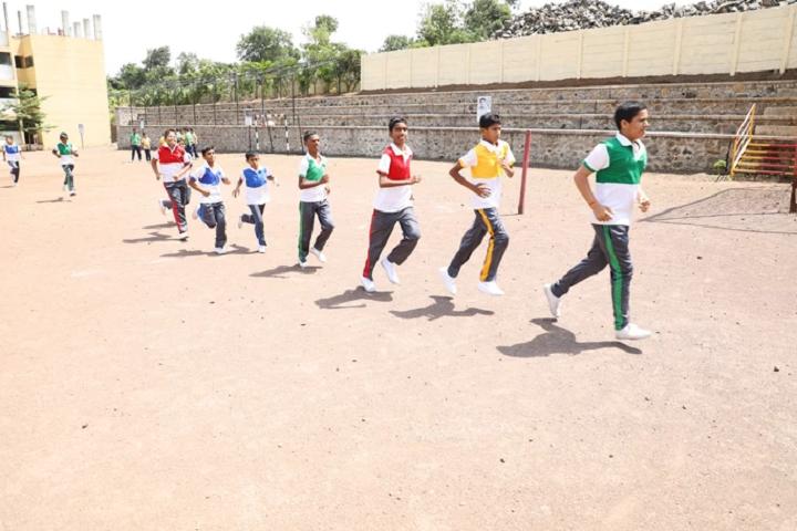 Vidyavalley International School-Playground