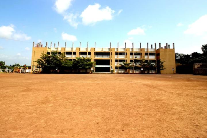 Vidyavalley International School-School Campus View