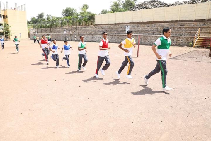 Vidyavalley International School-School Ground
