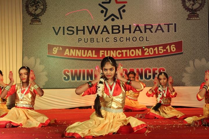 Vishwabharati Public School-Cultural activities