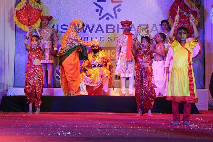 Vishwabharati Public School-Drama