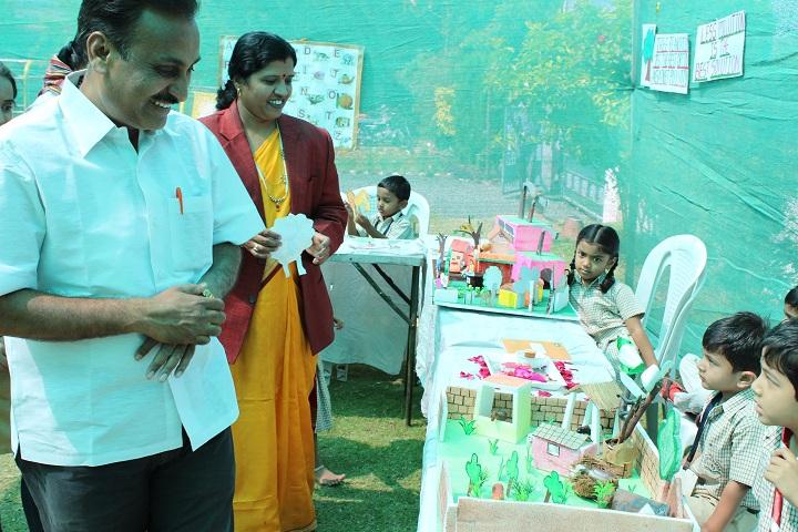 Vishwabharati Public School-Science Exhibition
