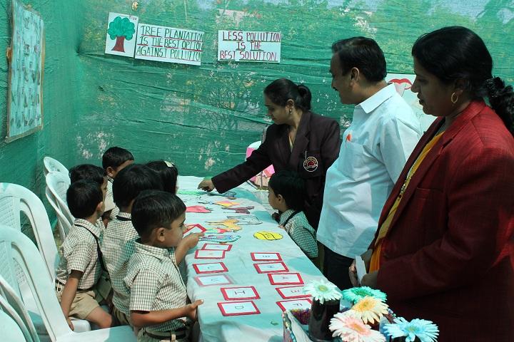 Vishwabharati Public School-Science fair