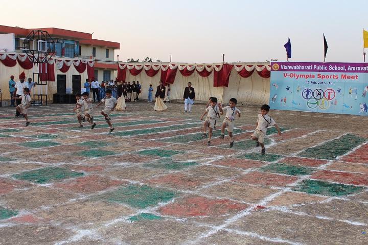 Vishwabharati Public School-Sports