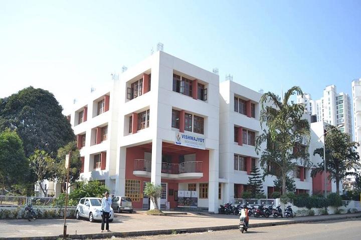 Vishwajyot High School-Campus View
