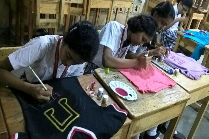 Vishwajyot High School-Creativity Art