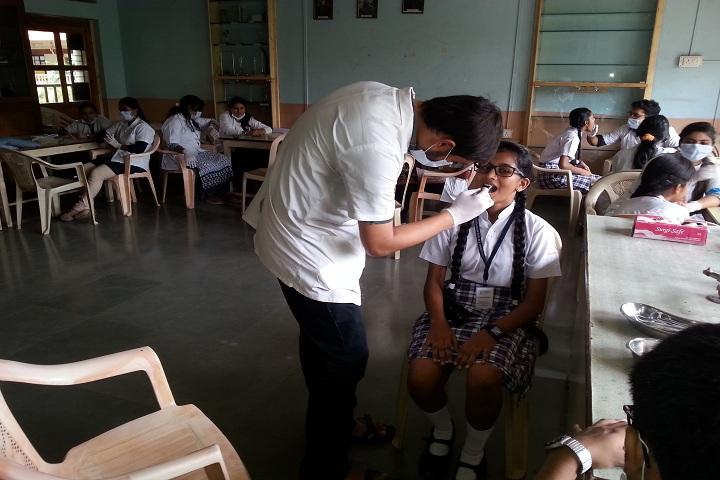 Vishwajyot High School-Medical Checkup