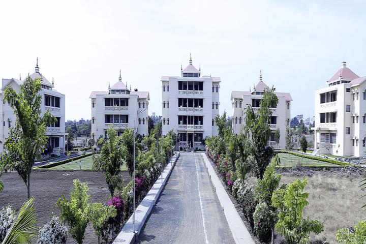 Vishwashanti Gurukul School-Campus