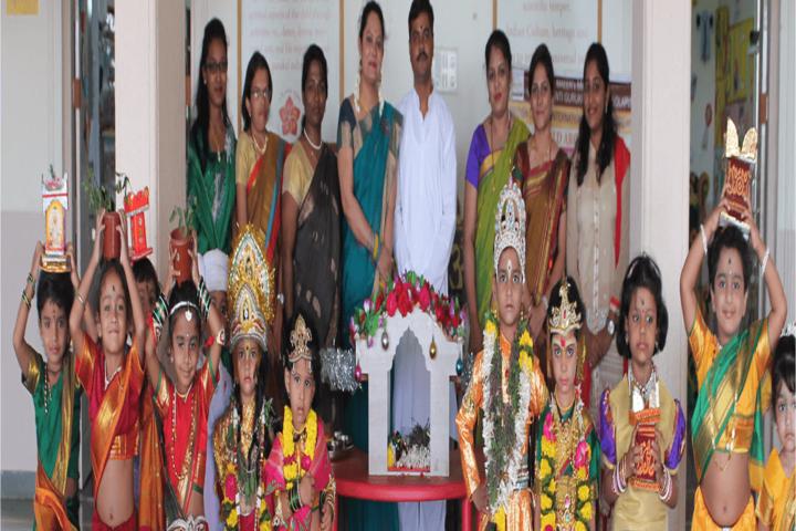Vishwashanti Gurukul School-Festival Celebrations