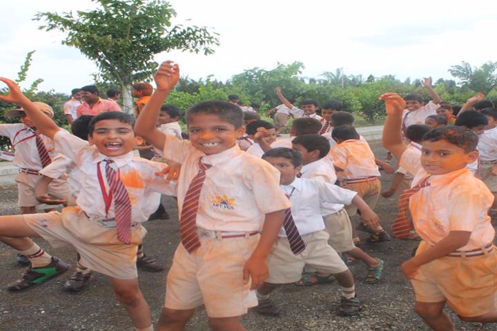 Vishwashanti Gurukul School-Outdoor Activity