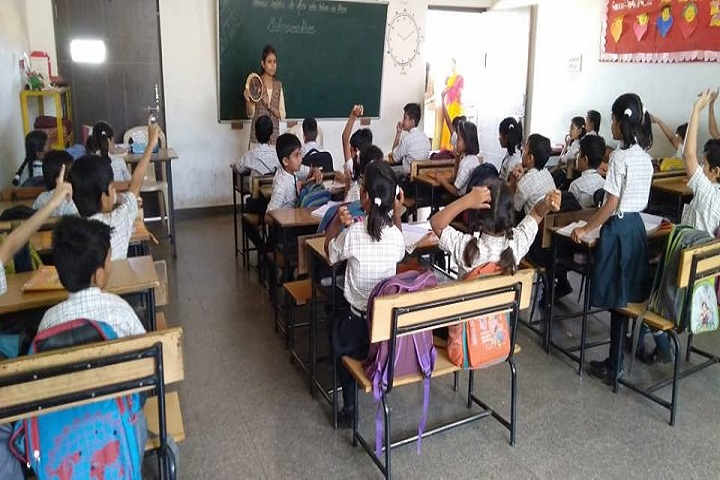 Vivek Mandir-Classroom View
