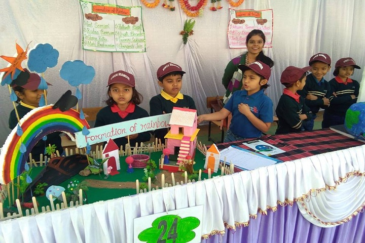 Vivek Mandir-Science Fair