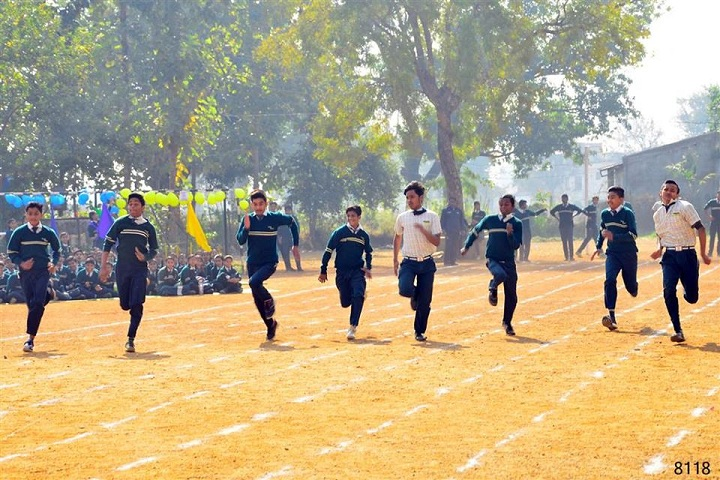 Vivek Mandir-Sports