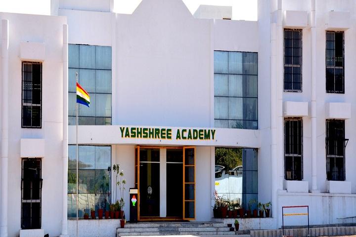 Yashshree Academy-Campus View
