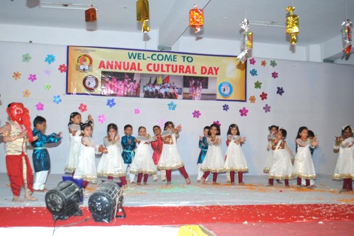 Yavatmal Public School-Annual Cultural Day