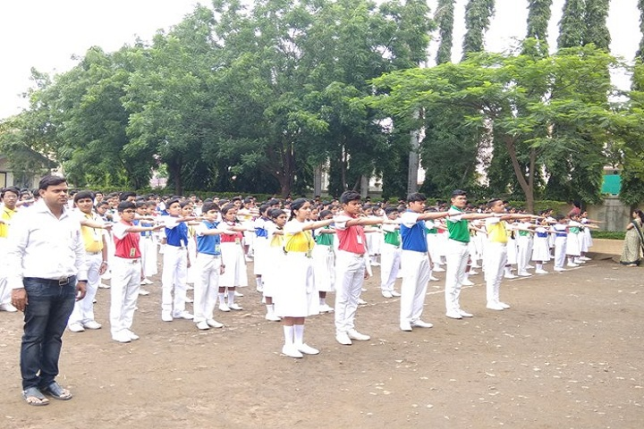 Yavatmal Public School-Assembly