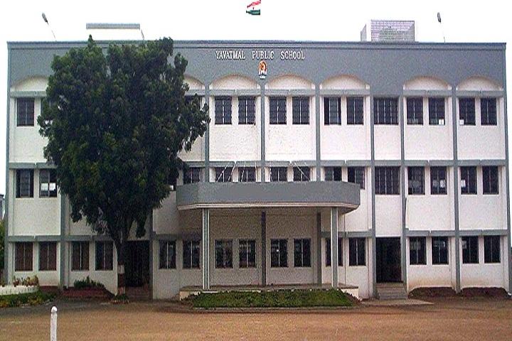 Yavatmal Public School-Campus View