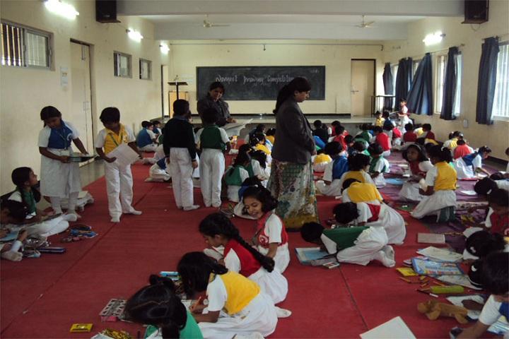 Yavatmal Public School-Drawing Competition