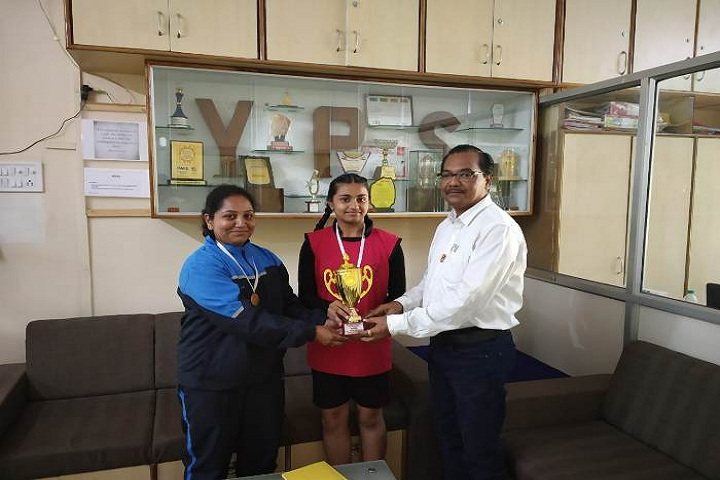 Yavatmal Public School-Prize Distribution