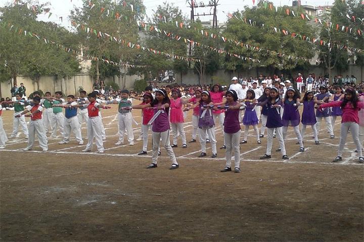Yavatmal Public School-Sports Day