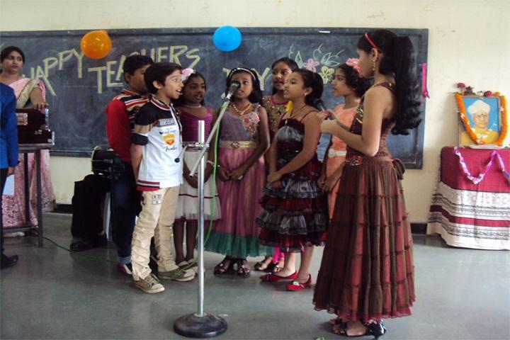 Yavatmal Public School-Teachers Day Celebration