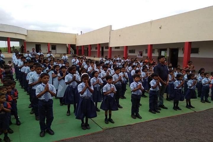 Yugdharma Public School-Assembly