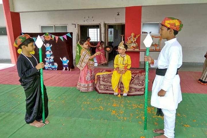 Yugdharma Public School-Drama