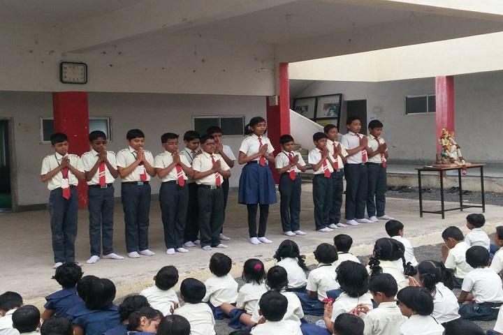 Yugdharma Public School-Gurupornima Utsava