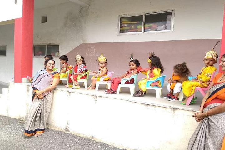 Yugdharma Public School-Krishnastami Celebrations