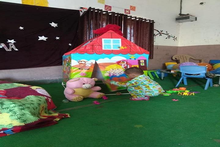 Yugdharma Public School-Playarea