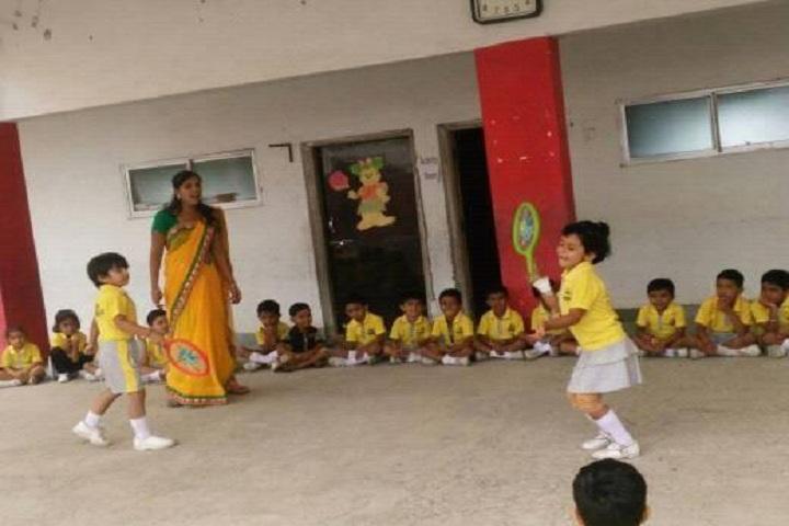 Yugdharma Public School-Sports