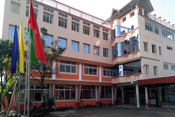 Alpha BCI Memorial Academy-Building