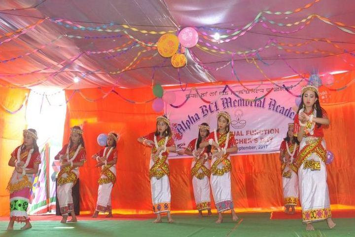Alpha BCI Memorial Academy-Dance