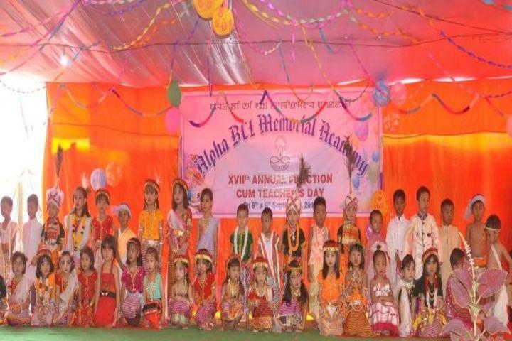 Alpha BCI Memorial Academy-Kids