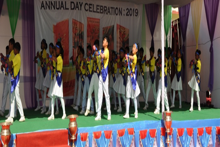 Assam Riffles Public School-Dance