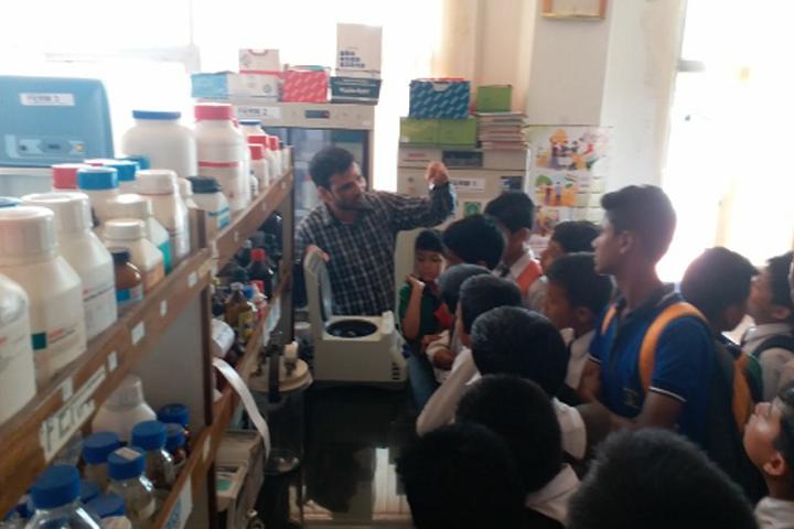 Assam Riffles Public School-Seminar